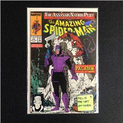 THE AMAZING SPIDER-MAN #320 (MARVEL COMICS)
