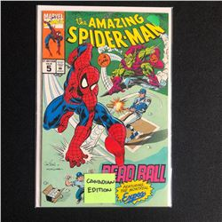 THE AMAZING SPIDER-MAN #5 (MARVEL COMICS)