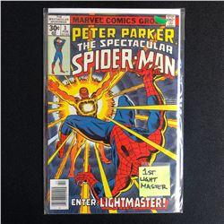 PETER PARKER THE SPECTACULAR SPIDER-MAN #3 (MARVEL COMICS)