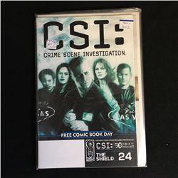 CSI: CRIME SCENE INVESTIGATION #1-5 (IDW)