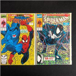 SPIDER-MAN COMIC BOOK LOT #15/ #13 (MARVEL COMICS)