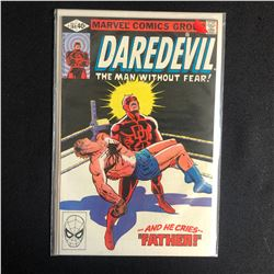 DAREDEVIL #164 (MARVEL COMICS)