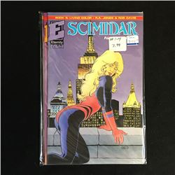 SCIMIDAR #1-4 (ETERNITY COMICS)