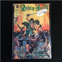 ROBIN HOOD #1-3 (ECLIPSE BOOKS)