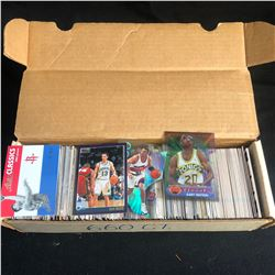 BASKETBALL CARD LOT