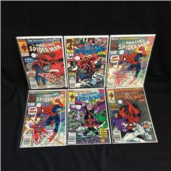 THE AMAZING SPIDER-MAN COMIC BOOK LOT (MARVEL COMICS)