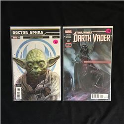 MARVEL COMICS BOOK LOT (DOCTOR APHRA/ DARTH VADER)