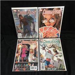 EMMA FROST COMIC BOOK LOT (MARVEL COMICS)