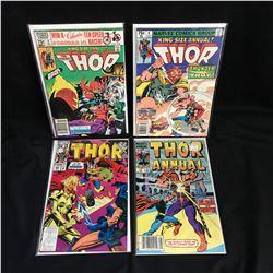 THOR COMIC BOOK LOT (MARVEL COMICS)