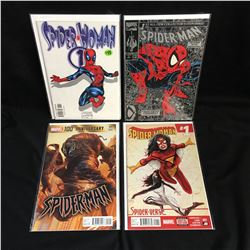 SPIDER-MAN/ SPIDER-WOMAN COMIC BOOK LOT (MARVEL COMICS)