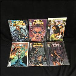 TOMB RAIDER COMIC BOOK LOT (TOP COW COMICS)