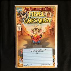 FIEVEL GOES WEST #1 (MARVEL COMICS) DELUXE EDITION