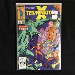 TERMINATOR X #1 (MARVEL COMICS)