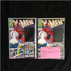 X-MEN #25 COMIC BOOK LOT (MARVEL COMICS) 1993