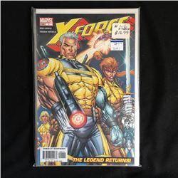 X-FORCE #1-6 (MARVEL COMICS)