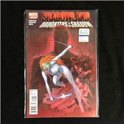 SHADOW AND DAUGHTERS OF THE SHADOW #1-3 (MARVEL COMICS)