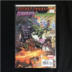 SECRET INVASION RUNAWAYS - YOUNG AVENGERS #1 of 3 (MARVEL COMICS)