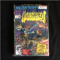 NIGHTSTALKERS #1-18 (MARVEL COMICS)