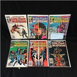 KITTY PRYDE & WOLVERINE #1-6 (MARVEL COMICS)