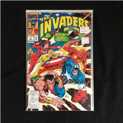THE INVADERS #1 (MARVEL COMICS)