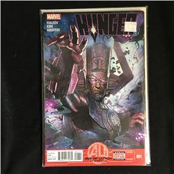 HUNGER #001 (MARVEL COMICS)