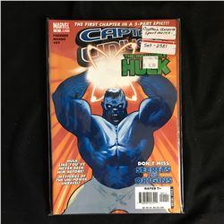 CAPTAIN UNIVERSE #1-5 (MARVEL COMICS)