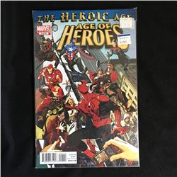 AGE OF HEROES #1 of 4 (MARVEL COMICS)