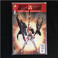 JUSTICE LEAGUE GODS AND MONSTERS #1 (DC COMICS)