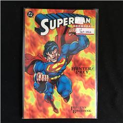 SUPERMAN DOOMSDAY #1 (DC COMICS)