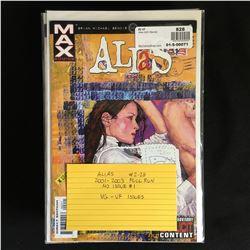 ALIAS #2-28 (MAX COMICS)