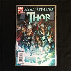 SECRET INVASION THOR #3 of 3 (MARVEL COMICS)
