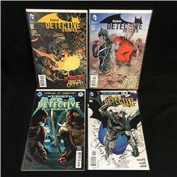BATMAN DETECTIVE COMICS BOOK LOT (DC COMICS)