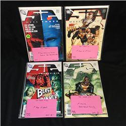 52 COMIC BOOK LOT (DC COMICS)