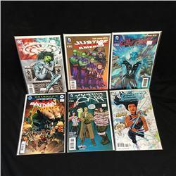 DC COMICS BOOK LOT (JUSTICE LEAGUE...)