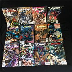 BATMAN ODYSSEY COMIC BOOK LOT (DC COMICS)