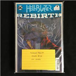 HELLBLAZER REBIRTH #1-10 (DC COMICS)