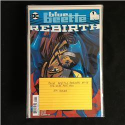 BLUE BEETLE REBIRTH #1-18 (DC COMICS)