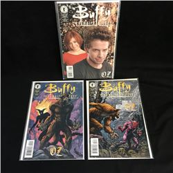 BUFFY THE VAMPIRE SLAYER COMIC BOOK LOT (DARK HORSE COMICS)