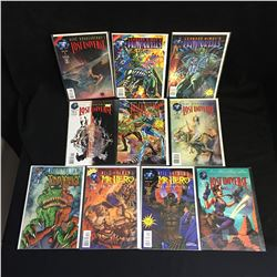 COMIC BOOK LOT (LOST UNIVERSE...)