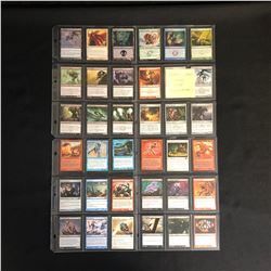 MAGIC THE GATHERING CARDS (GOLDS/ HTF/ HOLOGRAMS)