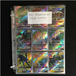 100 POKEMON GX CARDS (MINT CONDITION)
