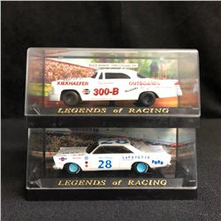 Limited Edition Legends of Racing Die-Cast Car Lot