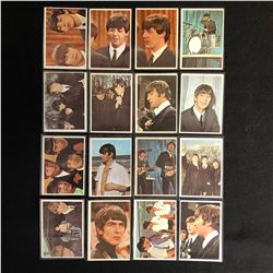 COLLECTIBLE BEATLES TRADING CARDS LOT