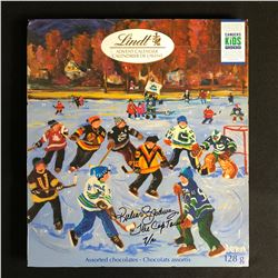 LIMITED EDITION RICHARD BRODEUR SIGNED ADVENT CALENDAR (MINT) 7/10