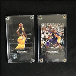 KOBE BRYANT PANINI BASKETBALL CARD LOT