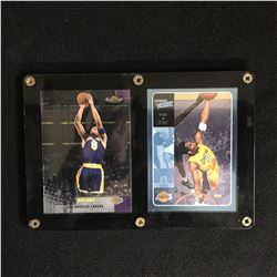 KOBE BRYANT BASKETBALL CARD LOT