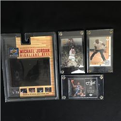 MICHAEL JORDAN BASKETBALL CARD LOT