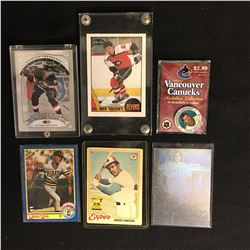 MIXED SPORTS CARD LOT