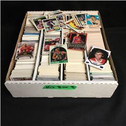 BULK MIXED SPORTS CARDS LOT