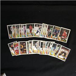 1987-88 O-PEE-CHEE HOCKEY CARD LOT